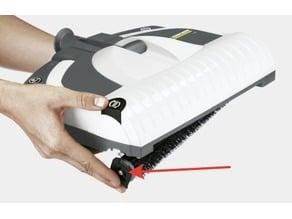 Kärcher K65 brush mount (electro broom)