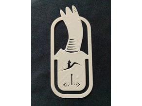 Dune Bookmark