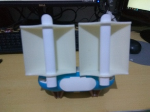 Mi Drone antenna deflector booster