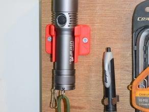 Ultrafire LED Flashlight Holder