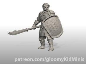 Hobgoblin (spear/halberd)