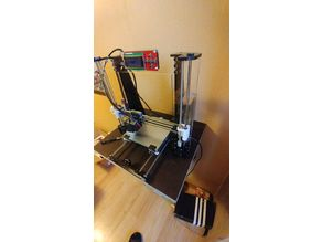 Anet A8 Front Frame