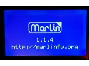 Marlin 1.1.4 pour DiscoEasy200 + afficheur couche en cours + tuto pour installation