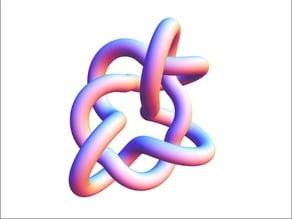 Prime Knot: 8_1