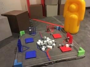 FTC 2017-2018 Relic Recovery Mini Field