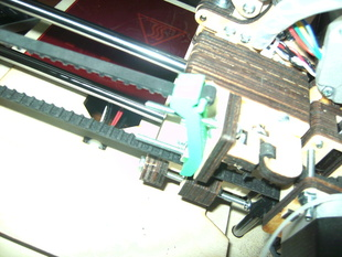 A better tensioner for Printrbot LC v2