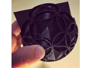 Koebe Polyhedron