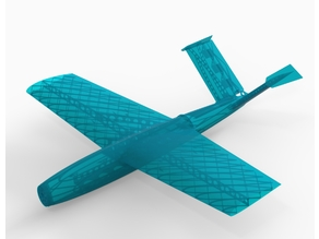 Sparrow 3D Printed Plane