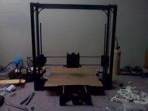 Lulzbot TAZ Z NUT Spring for 10x2 Acme Threaded Rods