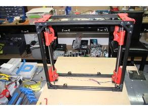 3D Printer Build based on TAZ5