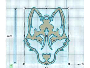 Dog Pendant - Pendentif Chien