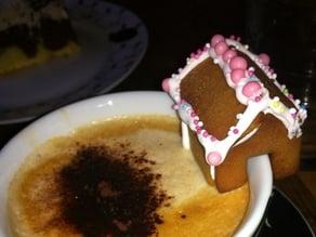 Mug Rim House Cookie Cutter
