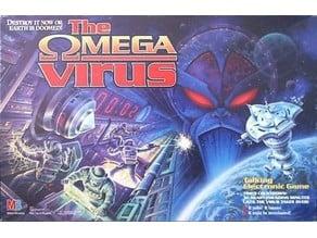 The Omega Virus Gameboard