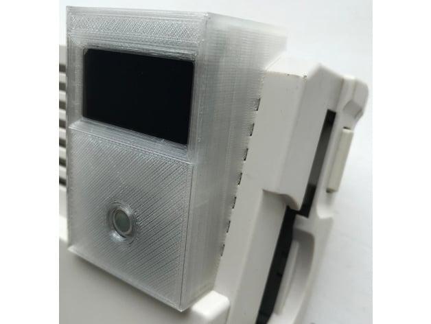 Breakout Box for Gotek Floppy Drive Emulator with 1 3