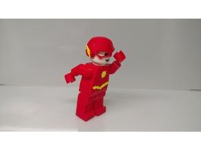 Giant Lego Flash