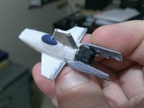 TX03 plane - Kerbal Space Program (KSP)