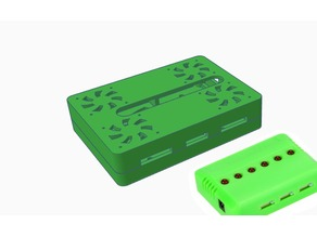 5in1 USB Lipo Charger Cover