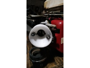 Air filter Adapter Honda GX, Predator 212