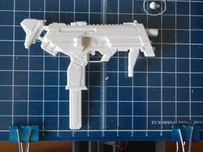 Sombra Mashine pistol (overwatch)