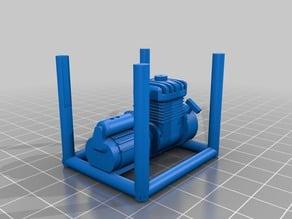 Milwaukee Generator (Cut in parts)