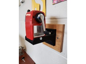wall mount for pencil sharpener from classroom friendly supplies