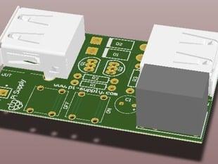 Pi Supply Raspberry Pi Switch v1.0