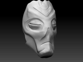Skyrim - Dragon Priest Mask