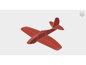 Yakovlev Yak-9 plane model