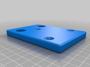 Bostich BTFP12569 half-inch flooring nailer baseplate