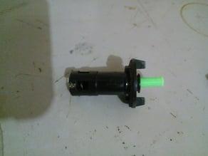 Chevrolet Aveo fuel door holder replacement