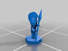 LotP Spearmen with helm4