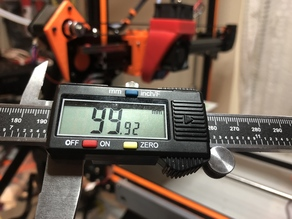 Quick calibration of the three axis and the extruder on Non-Delta type printers like Anet, CR and others alike.