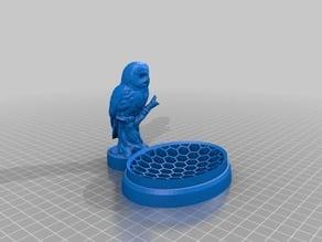 Owl 2 soap dish