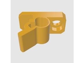 6mm Filament-Guide-Tube Clip