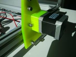 "Remix of ""3D printed Laser Engraver"""