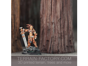 Great Tree - Sample - Wargame Terrain Legion RPG Hi Fidelity