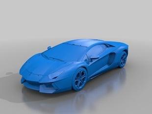 Lamborghini HQ