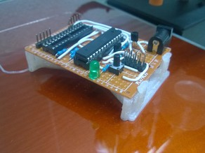 5cm x 7cm PCB holder