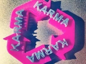 Recycle (good) Karma