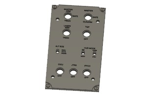 A-10C Interior Panels Pack