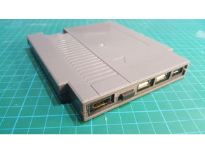 pi Zero NES cart with power button