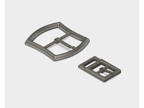 Syanna Buckle Set - The Witcher