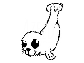 Seal stencil