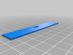 Vertical Blind Clip