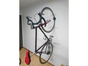 bicycle wall mount