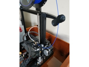 Filament Guide for Creality Ender 3