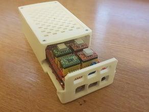 Arduino Due and Mega + shield enclosure