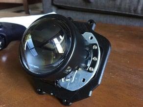 Subaru Legacy Mini H1 7.0 HID Projector Bracket