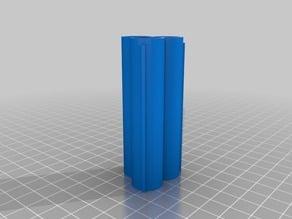Segmented Nerf Sledgefire Shell