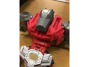 """Volcanicus Chest Plate For """"Vulcanicus Upgrades"""" by FJSCHULER"""